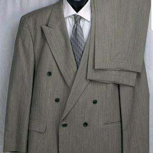 Bachrach Suit-48